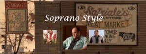 Soprano Style Shirts