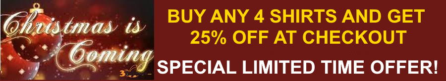 25% Off promotion