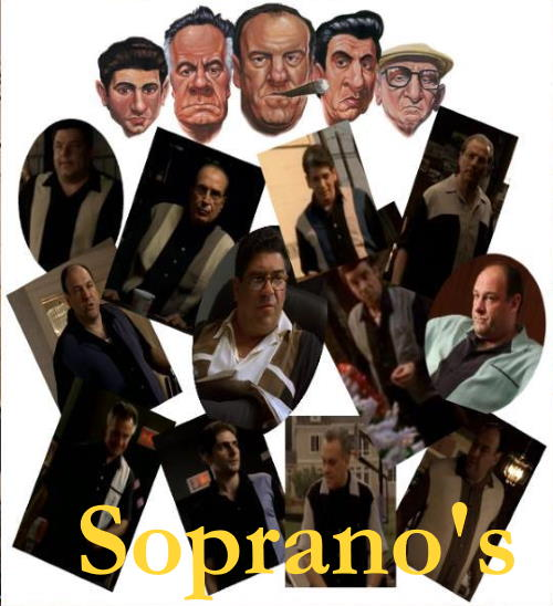 Sopranos Shirts Collection